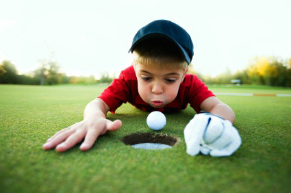 JuniorGolfLessonsinChesham